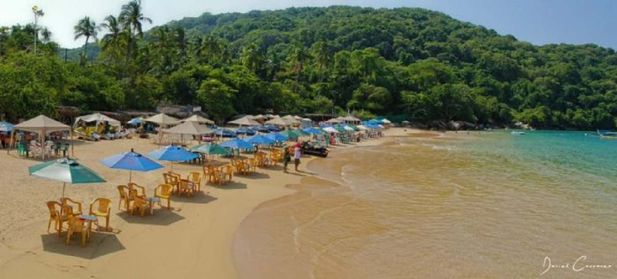 Playa Majahua